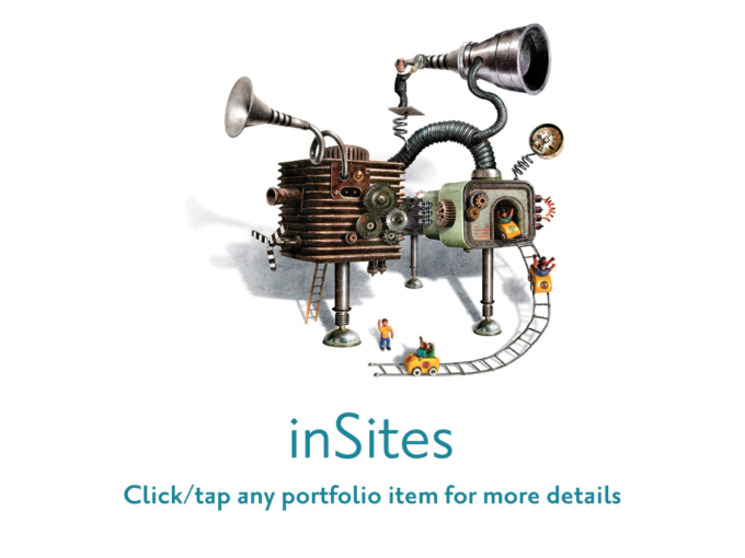Welcome to the inSites Portfolio